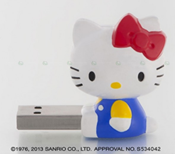 hello kitty flash storage 2 590x518 Toshiba Joins Hands With Sanrio To Release Hello Kitty Themed Memory Cards And Flash Drive