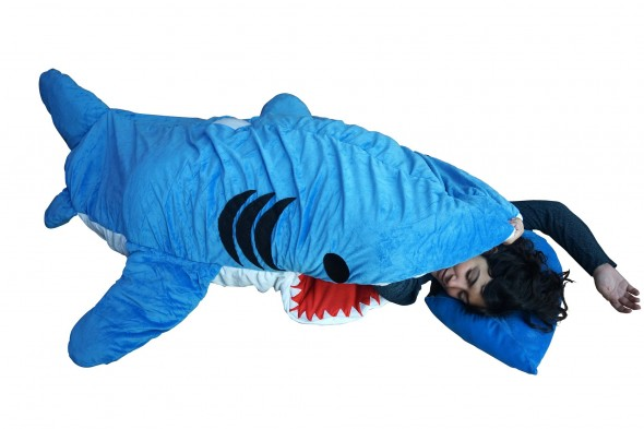 shark sleepingbag 2