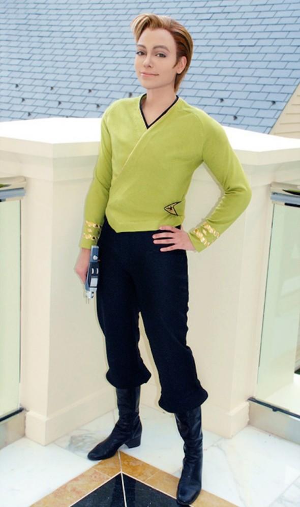 movie cosplay star trek costumes