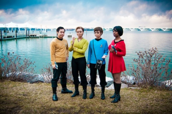 star trek cosplay 7 590x393 The best Star Trek Cosplay Ever