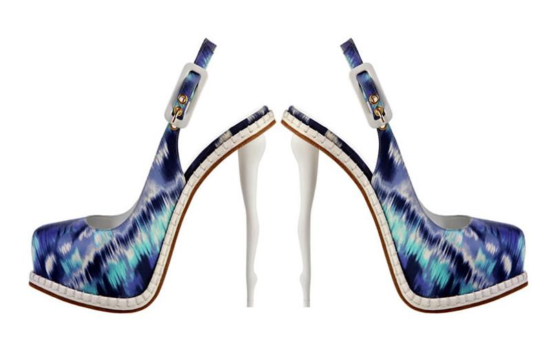 Модная Обувь Весны 2014
